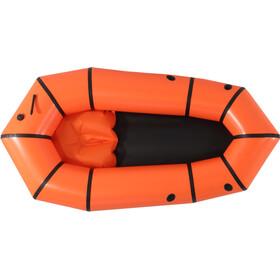 nortik Light-Raft Vene, orange/black